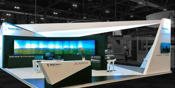 NAVCAN atm / Exhibition stand / 2018